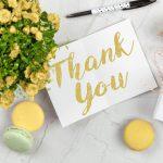 Passende Geschenke finden | Hallo Glück | Blogpost Titelbild