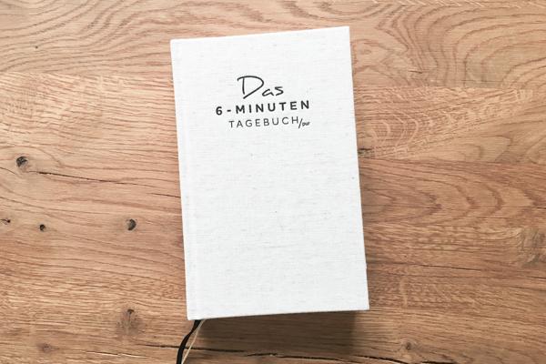 Das 6-Minuten-Tagebuch | UrBestSelf